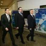 Расширенное заседание коллегии Министерства транспорта и коммуникаций РК с участием Премьер-Министра   РК  Карима Масимова.