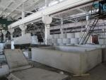 Reinforced concrete product plant