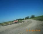 Diversion road on AKM site – Tranche 3