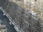 Мостовые работы ПК 381+18 (право)