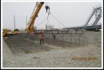 PK 873+96 Pile cap reinforcement