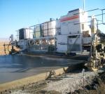 Concrete paver Tranche 3 Cengiz Inshaat (km162-260)
