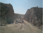 Earthworks, Culverts bed constructions